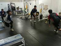 野球部トレーニング指導